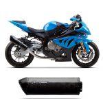 Slip-On-Carbon-BMW-S1000RR-(10-14)-Black-Bike-